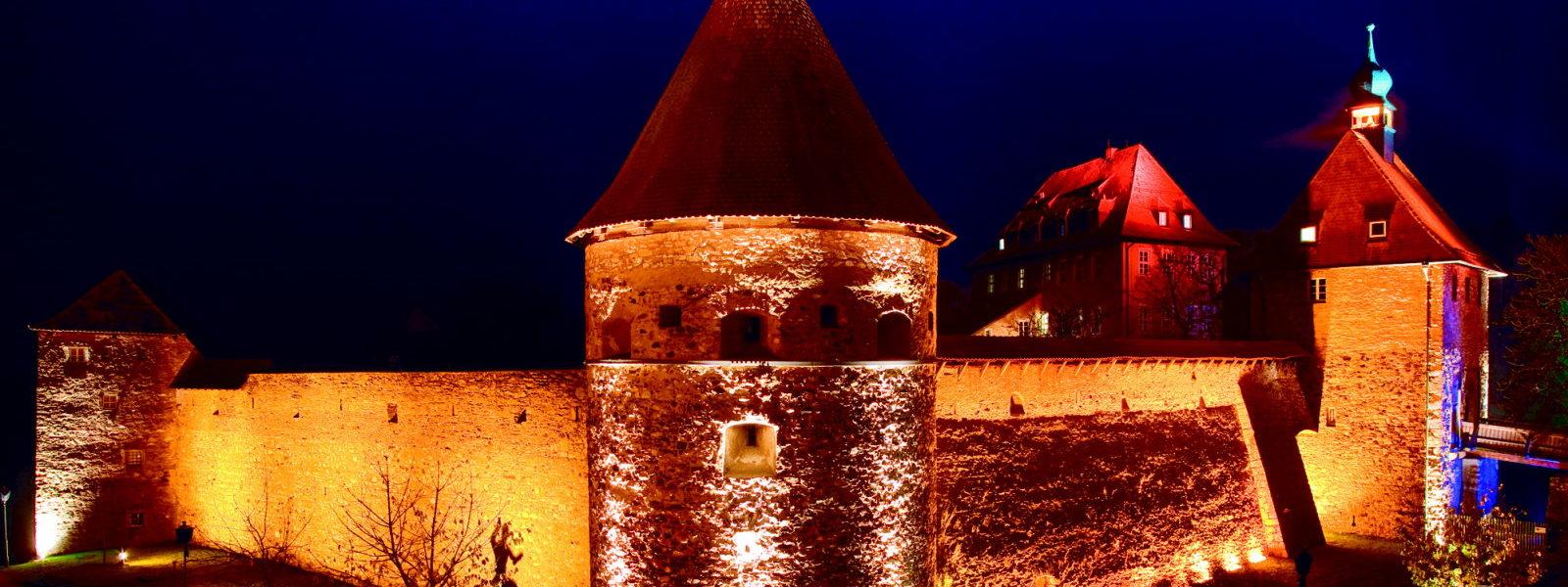 Burg Hohenberg, Foto Manfred Jahreiss