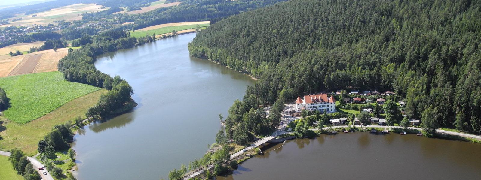 Feisnitz Stausee